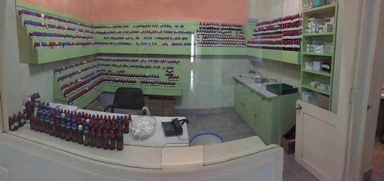 Homeopathy Pharmacy Bangalore India